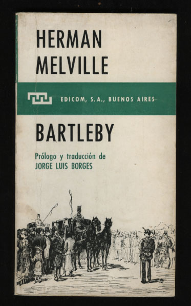 herman melvilles story bartleby the scrivener essay This lesson provides a brief summary of herman melville's short story, 'bartleby,  the scrivener' you can learn about the conflict between the.