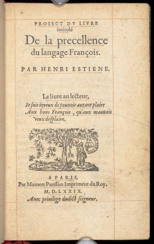 (Gordon 1579. E78. Gordon French Book Collection. Image by Digitization Services )