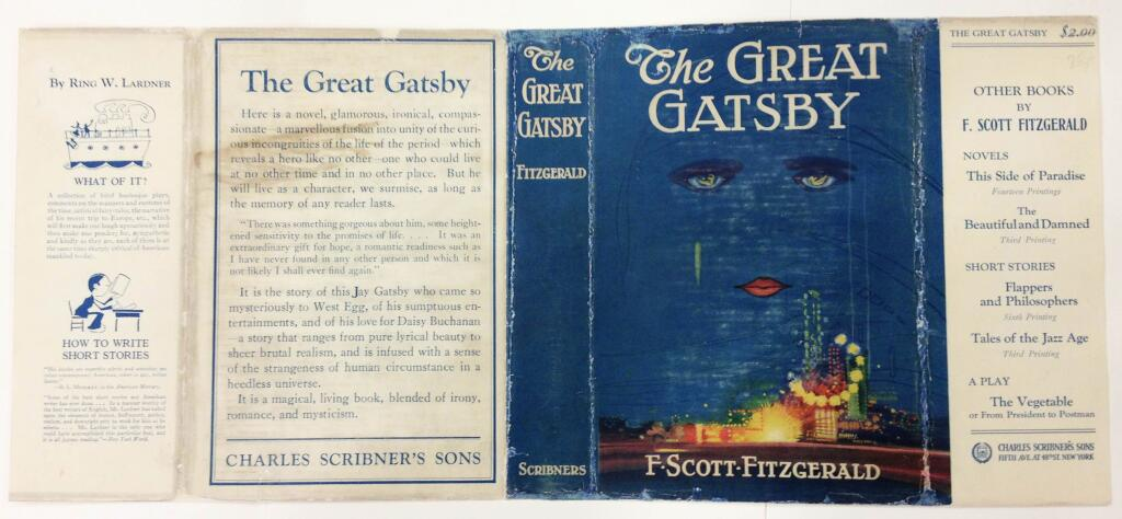 consequences of deception in humanism in the novel the great gatsby Start studying the great gatsby learn vocabulary  what do the full length books in gatsby's library represent his corruptness and dishonesty and deception.