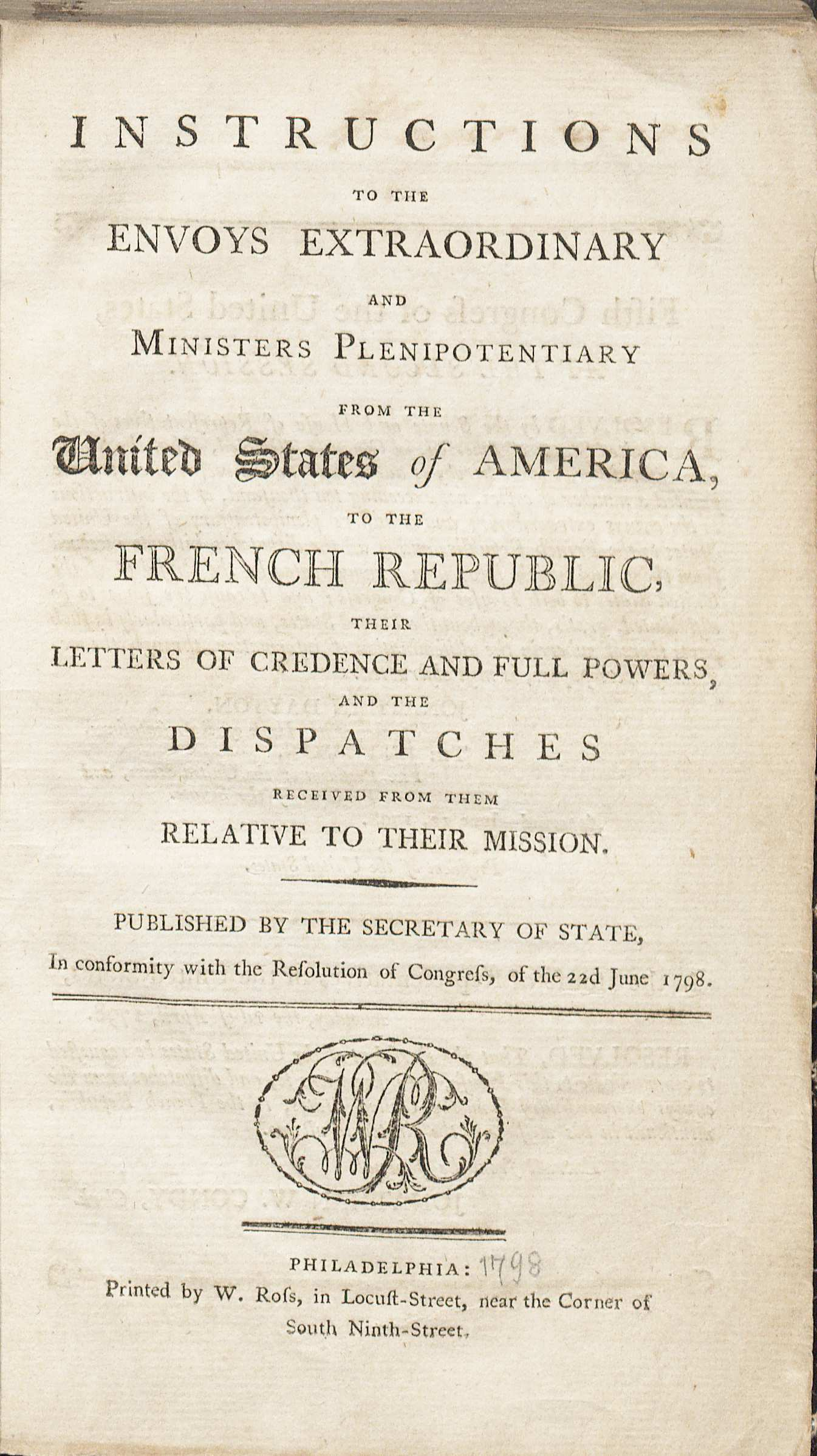 (Tracy W. McGregor Library of American History. Image by Edward Gaynor. )