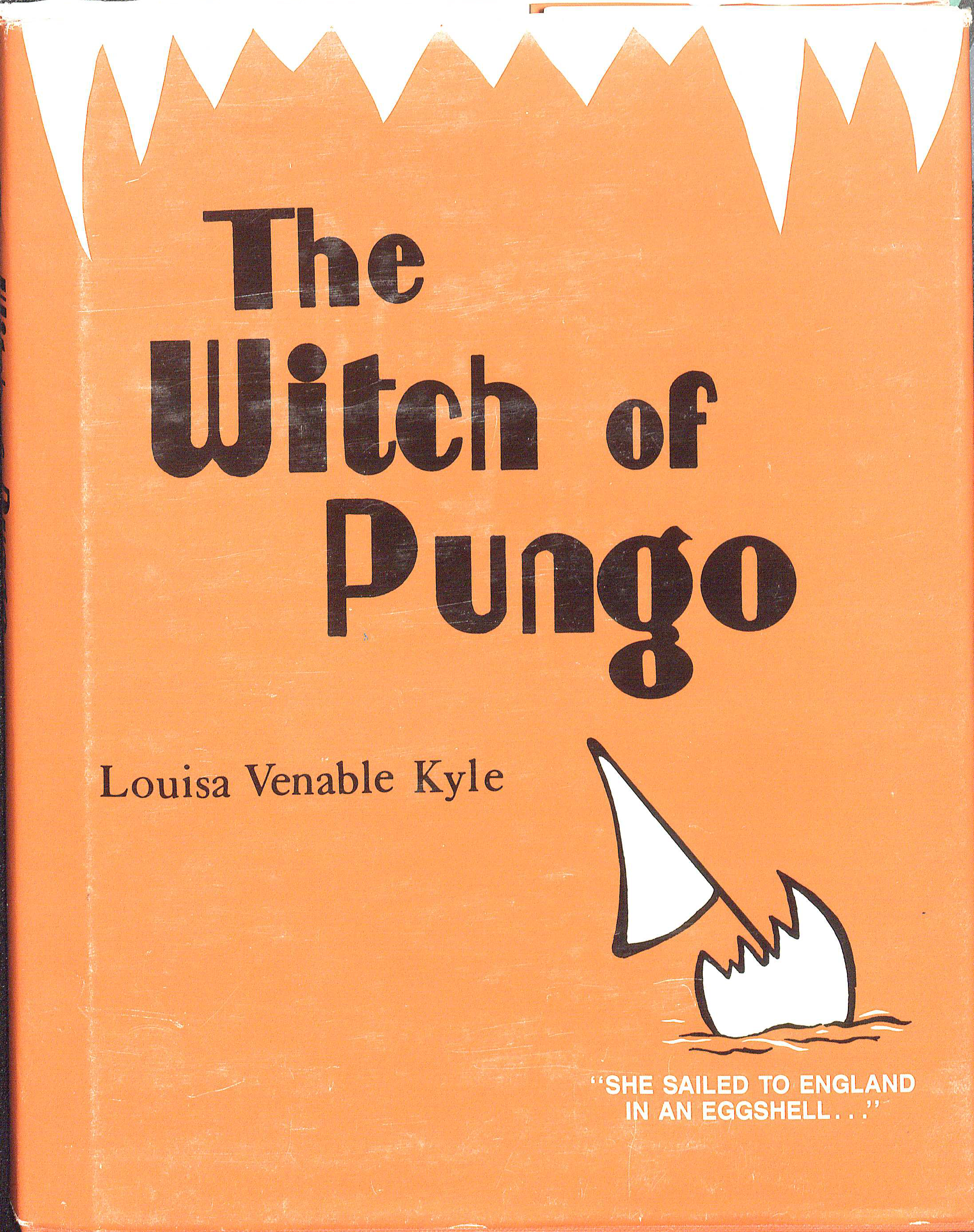 One story of Grace Sherwood, a highly embellished children's story, is found in Louisa Venable Kyle's The Witch of Pungo, (Virginia Beach, Va: Four O'Clock Farms Publishing Co.), 1988.  (PZ7 .K983 Wi 1988. Image by Anne Causey)