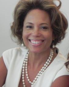 Gayle Jessup White at Fellows Forum, Berkeley Room, Jefferson Library, September 6, 2014.