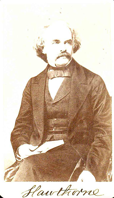 nathaniel hawthorne literary background Biography of nathaniel hawthorne and the interactive timeline (choose life & literary career) each lesson also contains background information relevant specifically to the writer and stories presented there, and should be reviewed during lesson preparation.