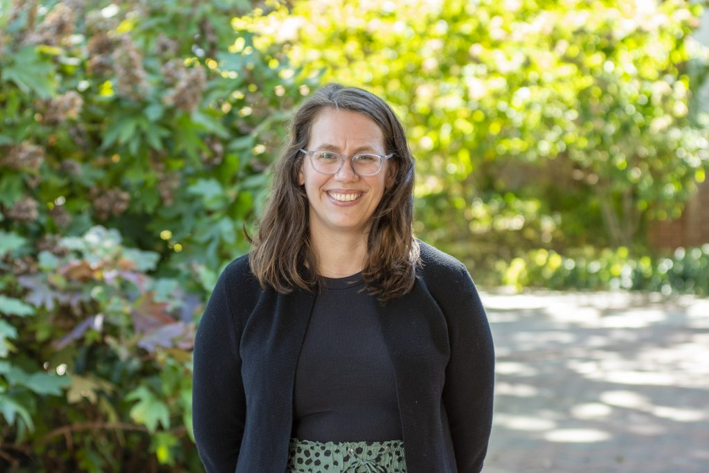 Lauren Zuchowski Longwell, University Archivist
