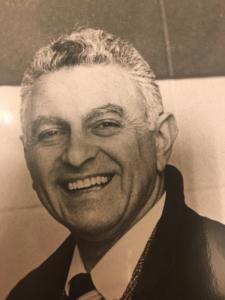 photograph of Ralph Cohen