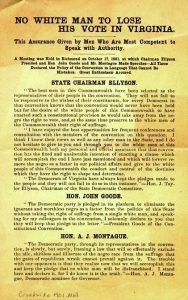 Virginia Constitutional Convention 1901-1902